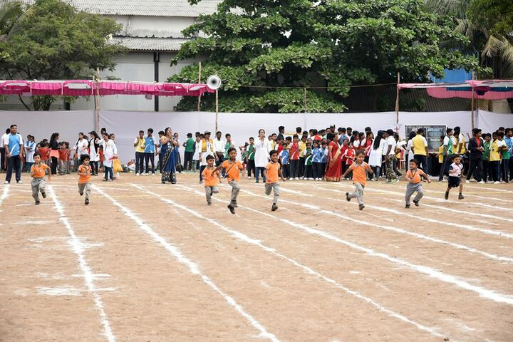 Shree Swaminarayan Vidyaveli Gyan Kendra English Medium School-Games