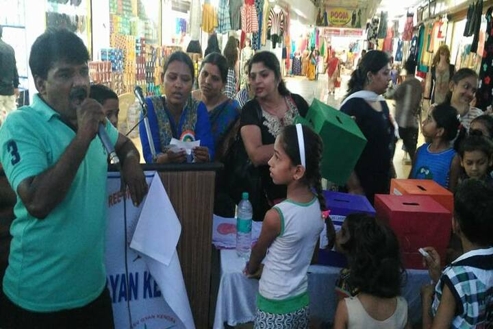 Shree Swaminarayan Vidyaveli Gyan Kendra English Medium School-Kids Carnival
