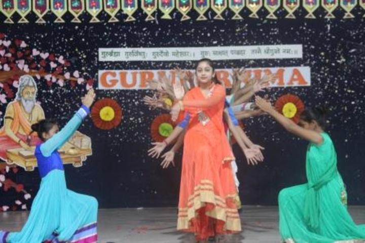 Shree Vashishtha Vidhyalaya-Gurupurnima Celebration