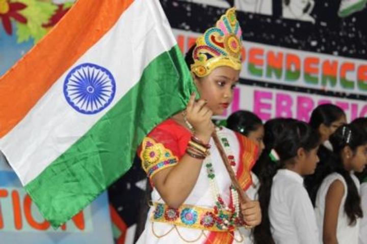 Shree Vashishtha Vidhyalaya-Independence Day