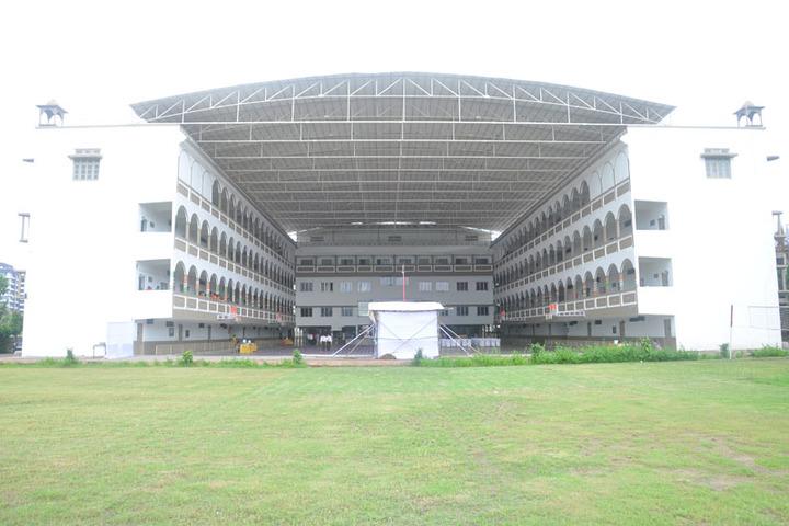 Shreeya Devi Bhagirath Rathi Maheshwari Vidyapeeth-Campus View