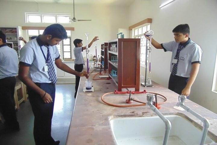 Shreeya Devi Bhagirath Rathi Maheshwari Vidyapeeth-Chemistry Lab