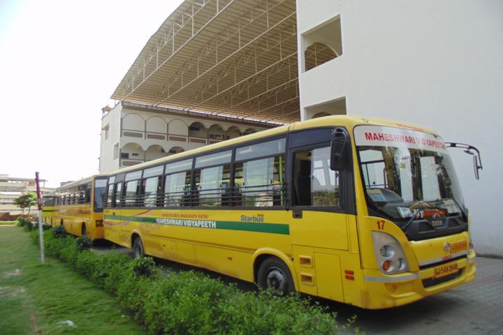 Shreeya Devi Bhagirath Rathi Maheshwari Vidyapeeth-Transport