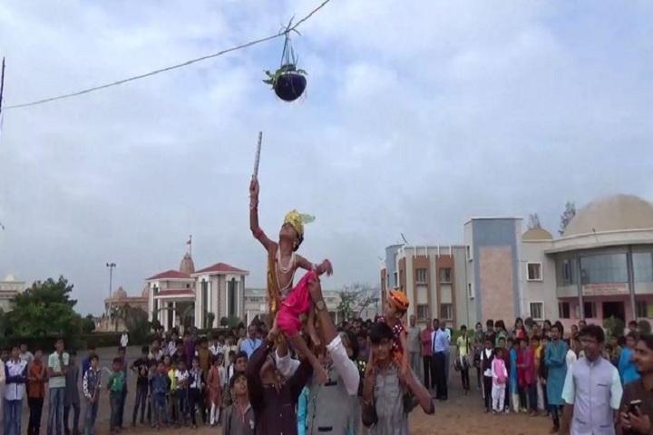 Shri Laxminarayan Vidya Prathishthan-Janmastami Celebrations