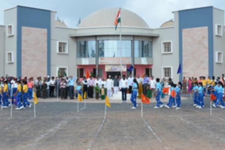 Shri Laxminarayan Vidya Prathishthan-Independence Day