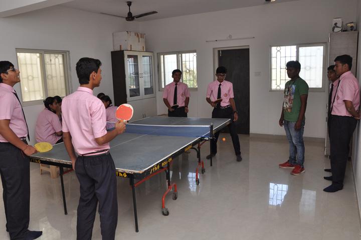 Shri Laxminarayan Vidya Prathishthan-Indoor games