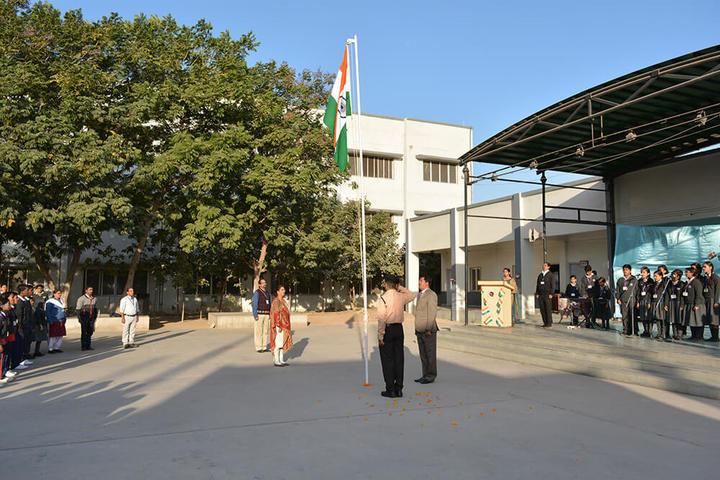Shri O P Jindal Vidya Niketan-Republic Day