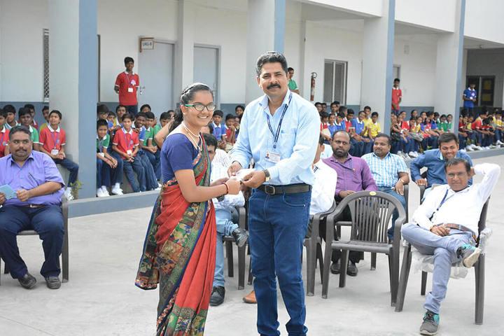 Shri O P Jindal Vidya Niketan-Teachers Day