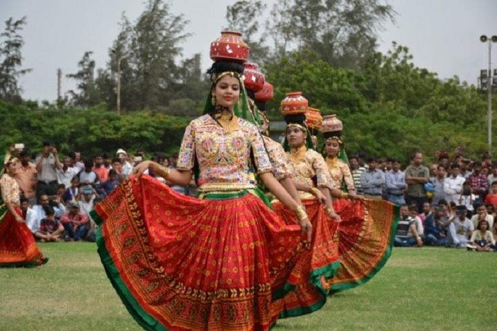 Shri O P Jindal Vidya Niketan-Dance Performance
