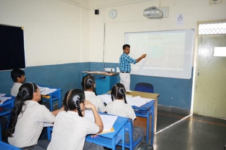 Shri O P Jindal Vidya Niketan-Digital Classroom