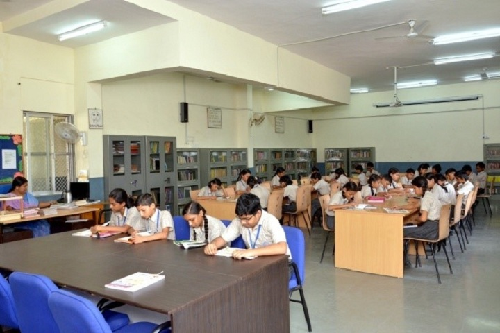 Shri O P Jindal Vidya Niketan-Library