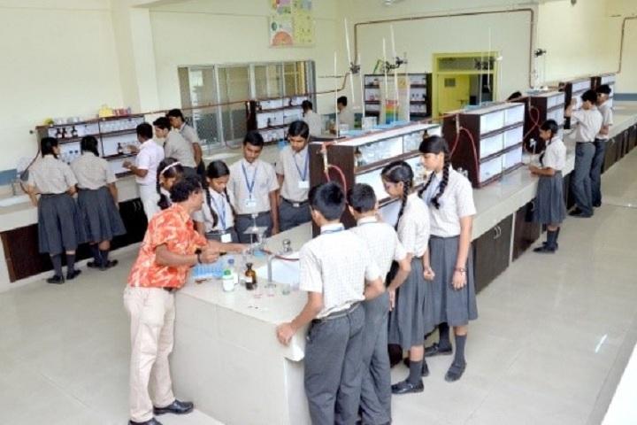 Shri O P Jindal Vidya Niketan-Science Lab