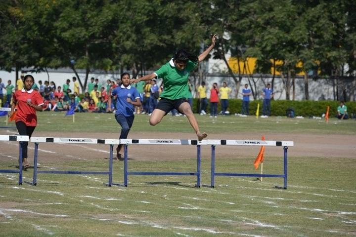 Shri O P Jindal Vidya Niketan-Sports