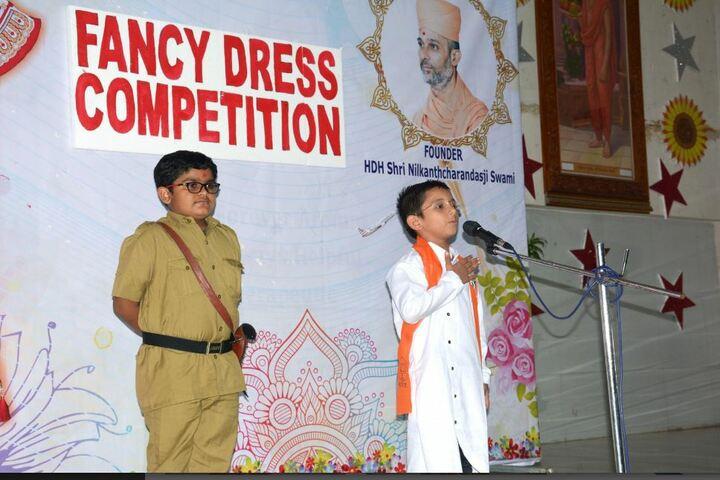 Shri Ramkrishna HariKrishna Academy-Fancy Dress Competition