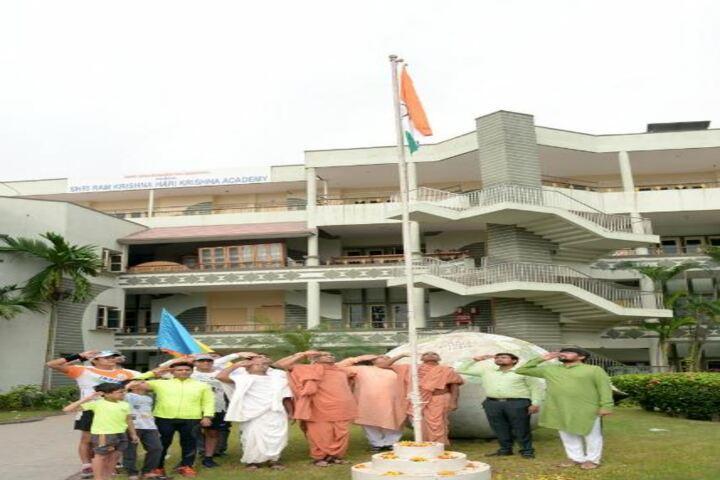 Shri Ramkrishna HariKrishna Academy-Independence Day