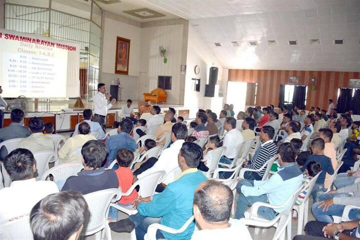 Shri Ramkrishna HariKrishna Academy-Parenting Seminars