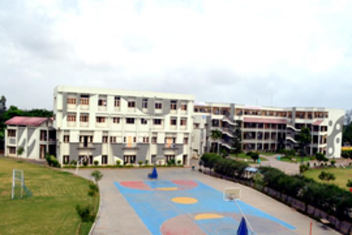 Shri Ramkrishna HariKrishna Academy-School Building