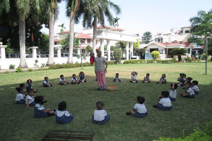 Shri Swami Narayan Academy-Activity