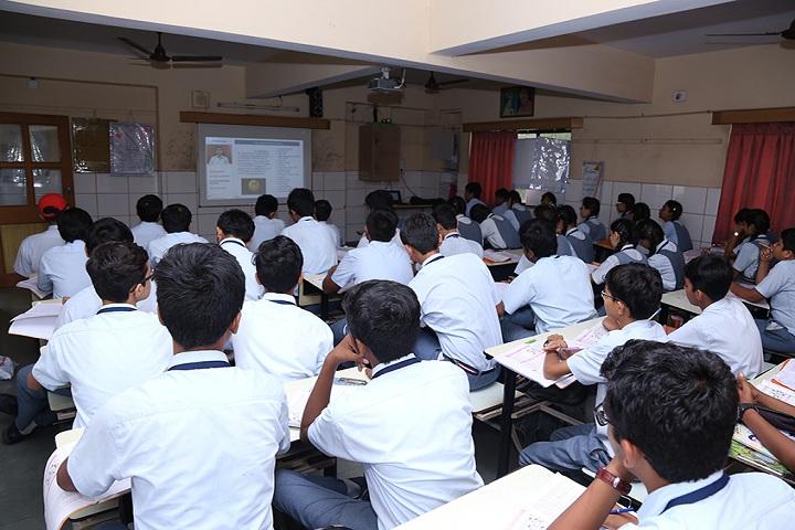 Shri Swami Narayan Academy-Digital Classroom