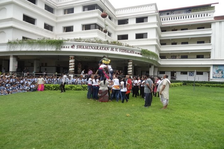 Shri Swami Narayan Academy-Janmastami Celebration