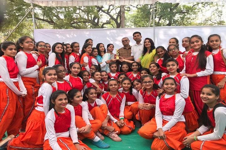 Shri Swami Narayan Academy-Prize Distribution