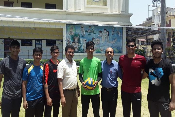 Shri Swami Narayan Academy-Sports Team