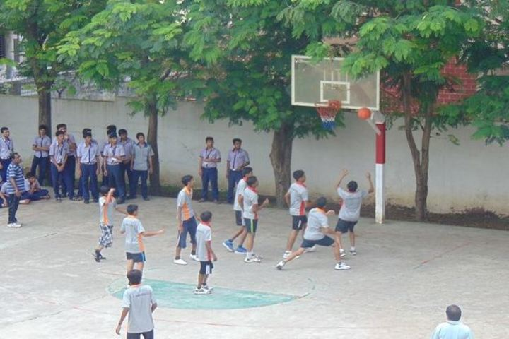 Shri L G Haria Multipurpose School-Games