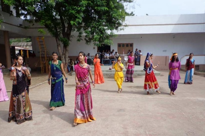 Shrimati Maniba Chunilal Patel Sanskar Vidya Bhavan-Janmastami Celebrations