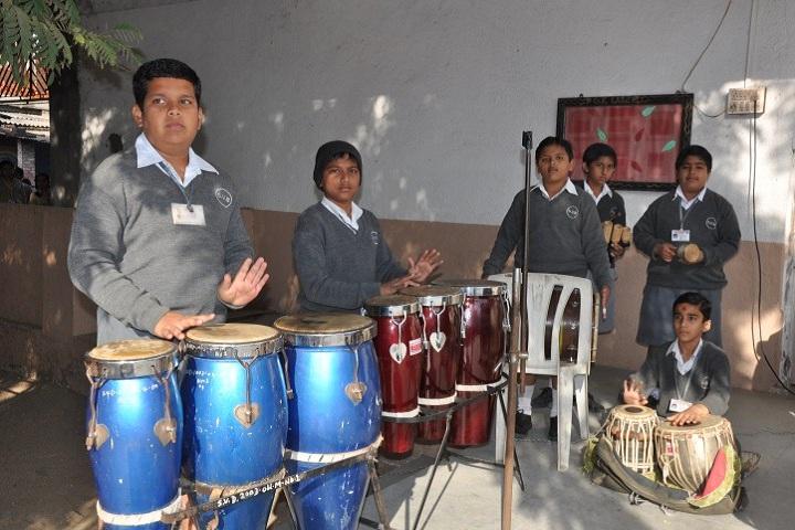 Shrimati Maniba Chunilal Patel Sanskar Vidya Bhavan-Music Room