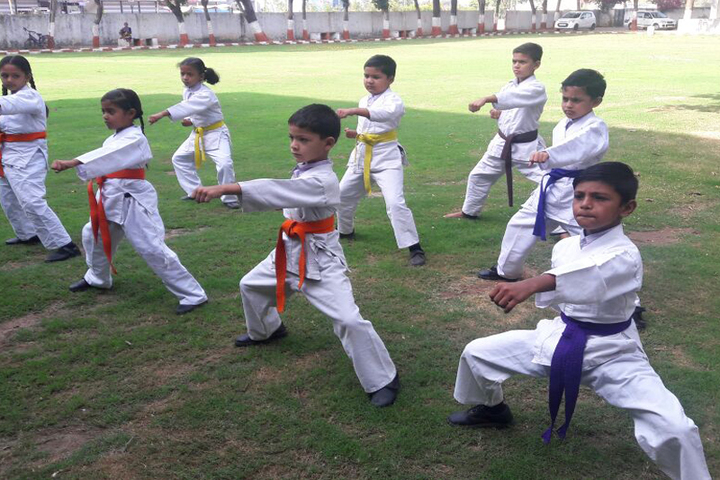 Champakali Kheruka Gyanjoti High School-Activity