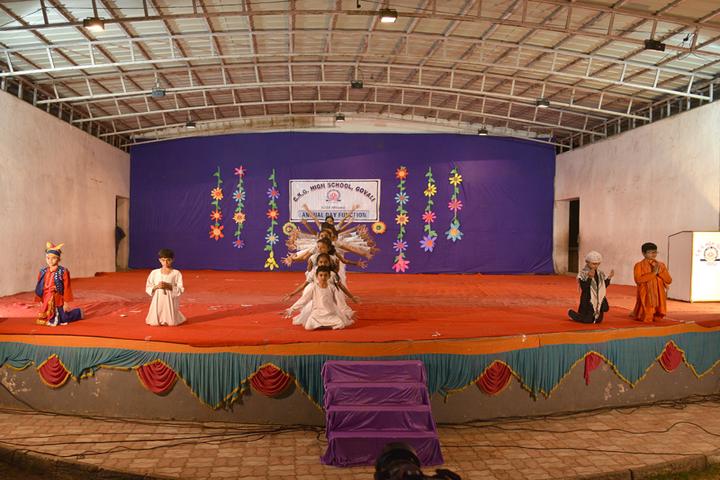 Champakali Kheruka Gyanjoti High School-Annual Day