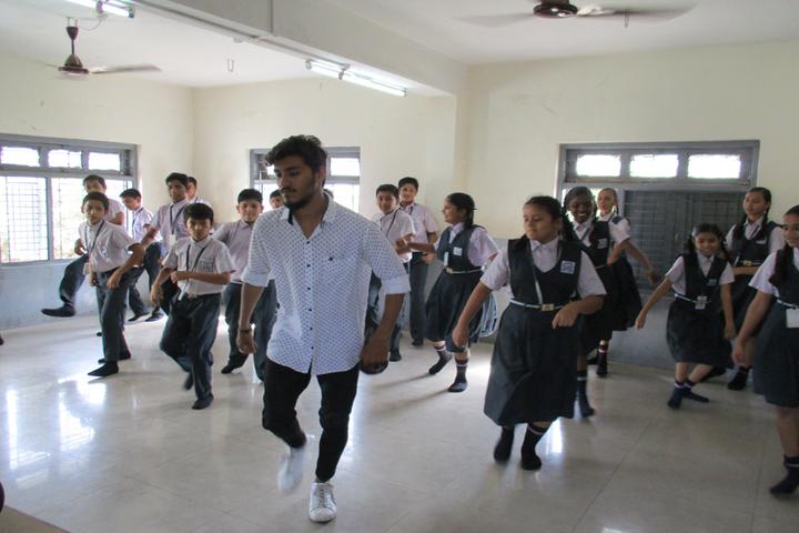 Champakali Kheruka Gyanjoti High School-Dance Room