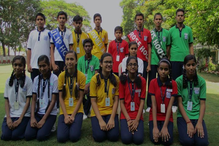 Champakali Kheruka Gyanjoti High School-Investiture Ceremony