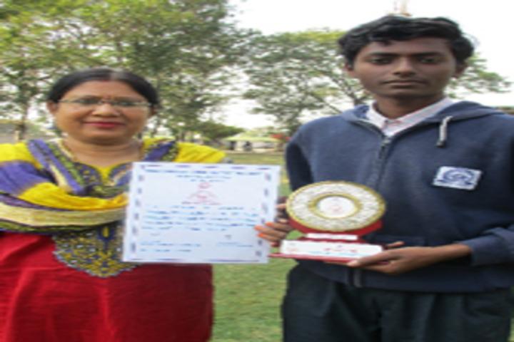 Champakali Kheruka Gyanjoti High School-Science Fair