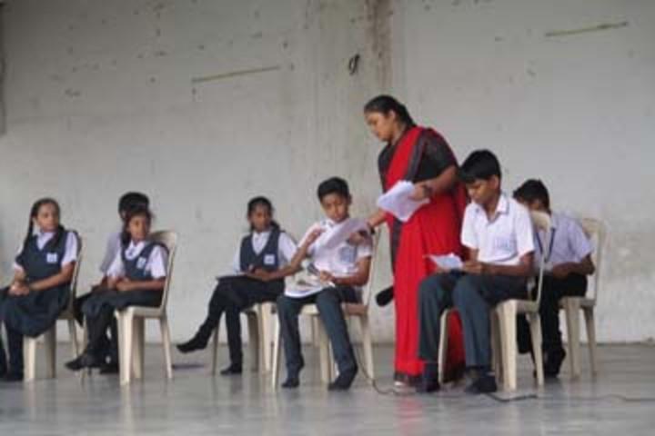 Champakali Kheruka Gyanjoti High School-Skit