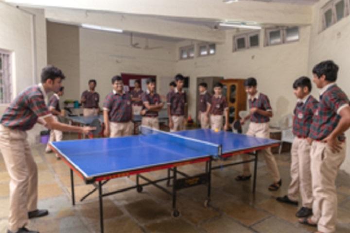 Smt Sandraben Shroff Gnyan Dham School-Indoor Games