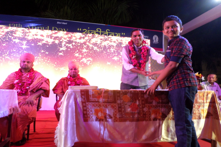 Smt Shardaben Raman Bhai Patel English Med School-Founders Day