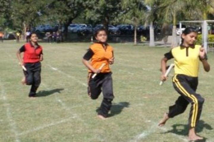 Smt Shardaben Raman Bhai Patel English Med School-Sports