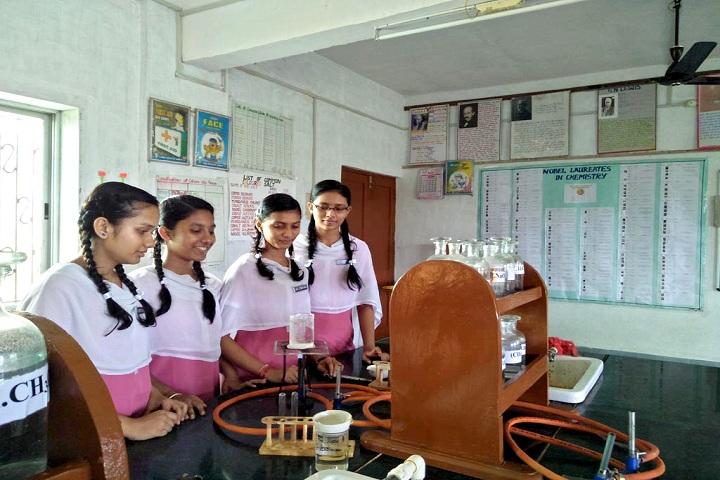 Sri Sathya Sai Vidyaniketan-Chemistry Lab