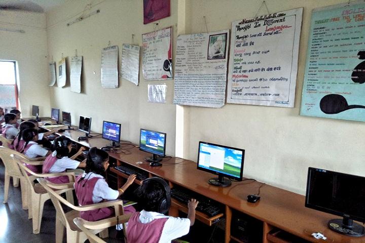 Sri Sathya Sai Vidyaniketan-Language Lab