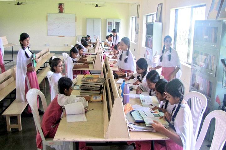 Sri Sathya Sai Vidyaniketan-Library