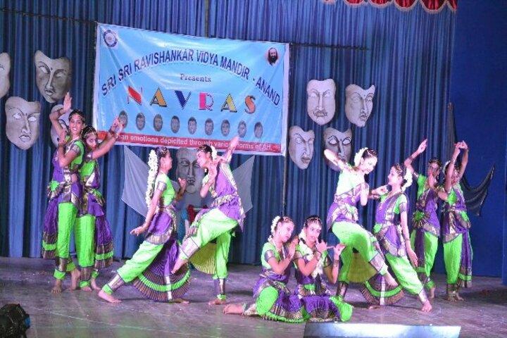 Sri Sri Ravishankar Vidya Mandir-Cultural Fest