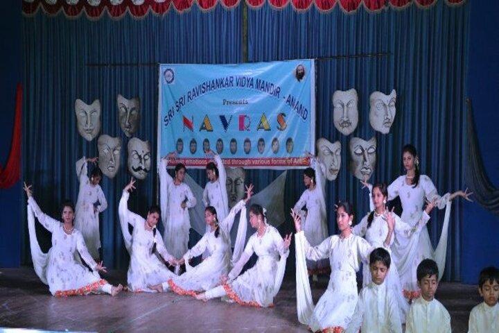 Sri Sri Ravishankar Vidya Mandir-Dancing Activity