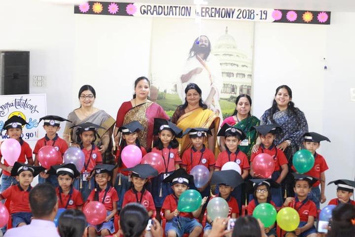 Sri Sri Ravishankar Vidya Mandir-Graduation Day