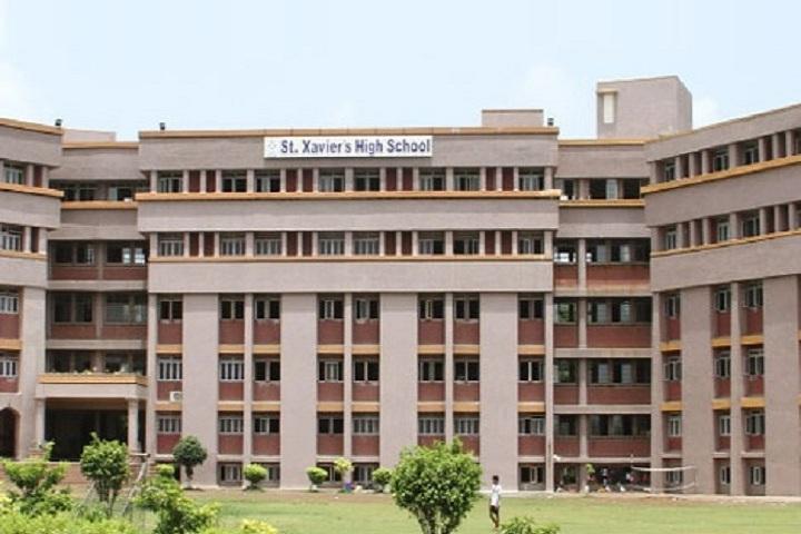 St Xaviers High School-Campus