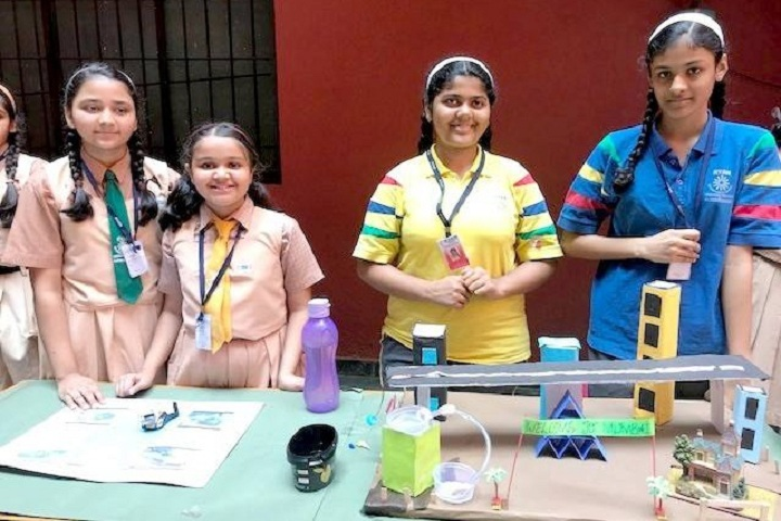 St Xaviers High School-Science Exhibition