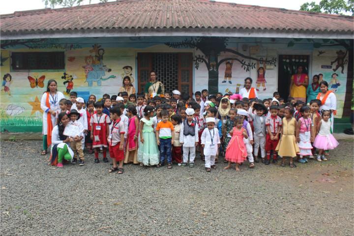 St Thomas English Medium School-Childrens Day