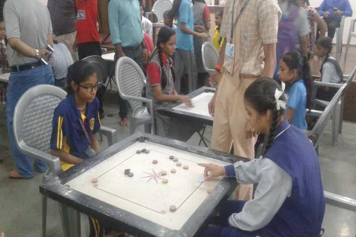 St Thomas English Medium School-Indoor Games