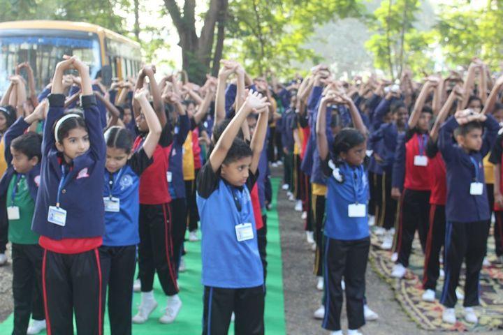 St Thomas English Medium School-Physical Traning