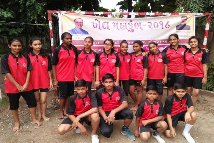 St Thomas English Medium School-Sports